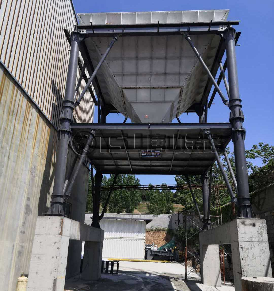模块式的钢板仓