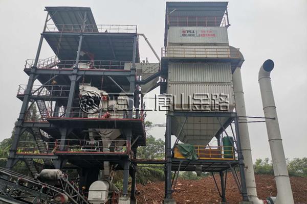 环保干式制砂生产线